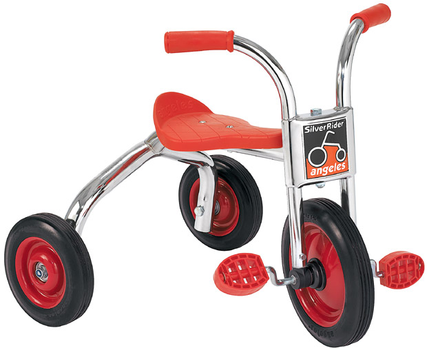 Angeles Silver Rider Replacement Parts : Angeles silver rider quot trike kids tricycles online