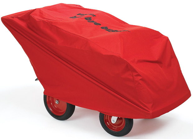 Angeles Bye-Bye Buggy 4 Passenger Cover