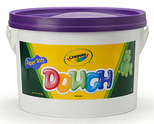 Crayola Crayola Modeling Dough 3lb Bucket Purple