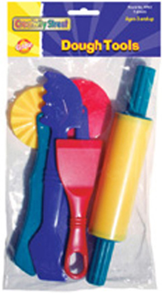 Creativity Street® Dough Tools 5 Pieces