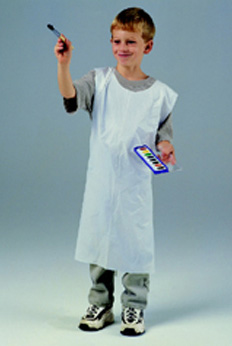 Creativity Street® Disposable Paint Apron Pacon 100/pk