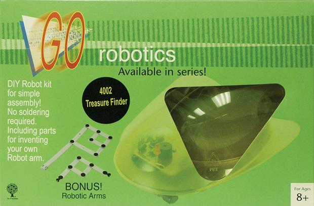Science Lab Kit: Treasure Finder