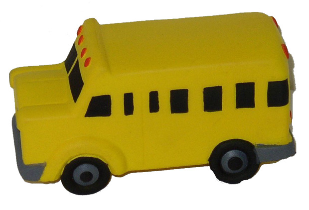 Get Ready Kids School Bus Stress Ball