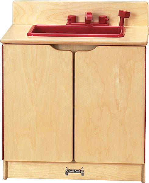 Kitchen Sink Realism: Jonti-Craft Kinder-Kitchen: Sink