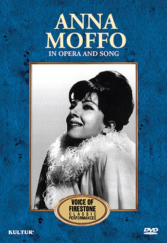 Anna Moffo in Opera and Song: The Voice of Firestone - DVD