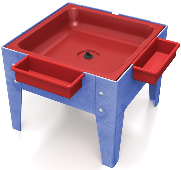 Childbrite Mites Sensory Table 18