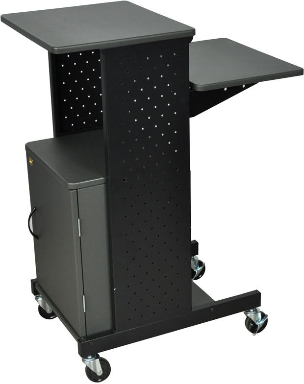 Modular Classroom Suppliers ~ Luxor quot mobile presentation cabinet av carts media