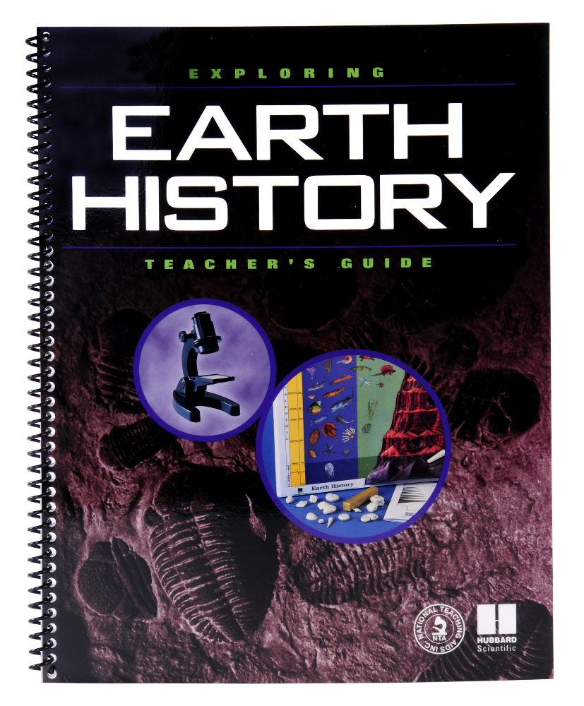 Scott Resources & Hubbard Scientific Exploring The Earth's History: Teacher's Guide