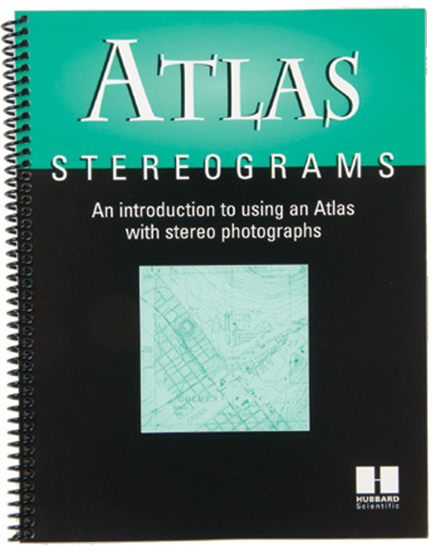 Scott Resources & Hubbard Scientific Stereogram Atlas Book: Individual