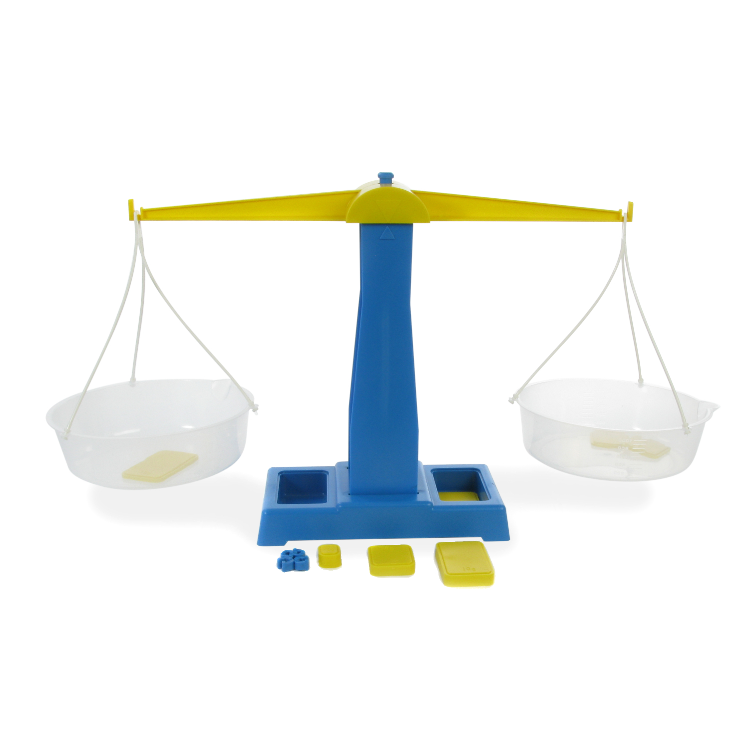 American Educational Primary Pan Balance with Weight Set