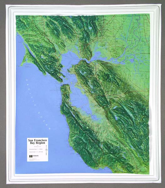 American Education San Francisco Bay: Wood Frame