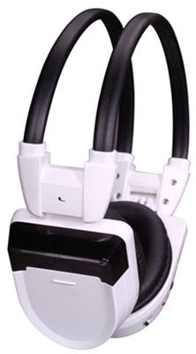 AVID Infrared Headphone: Model # IR-10