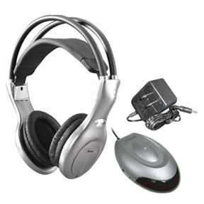 AVID Infrared Headphone: IR-20SET