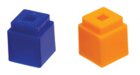 Didax 5000 Unifix Cubes - Volume Pricing: Grades K-6 :: Counters ...