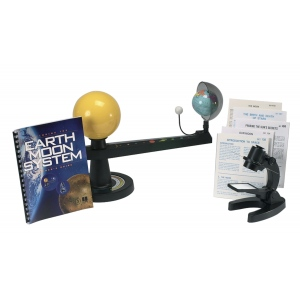 Exploring the Earth Moon System Teacher's Guide/Lab Supplies