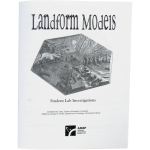 Scott Resources & Hubbard Scientific Landform Discovery Pack: Student Lab Workbook