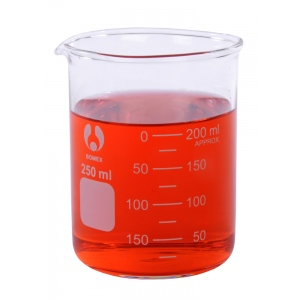 Griffin Bomex Beakers: 250 ml Capacity
