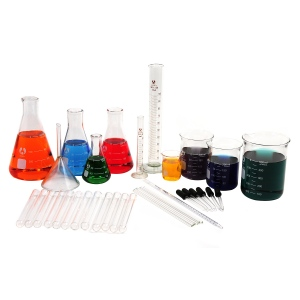 Ginsberg Glassware Kit: 36 Pieces