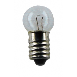 Ginsberg Mini Lamp: 6.3 Volts, Pack of 10