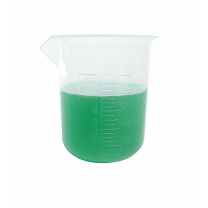 Polypropylene Graduated Beaker: 100 ml Capacity