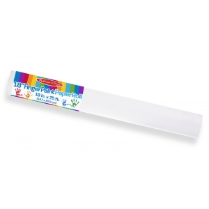 "18"" Finger Paint Paper Roll"