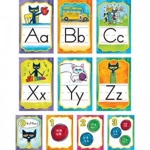 Pete The Cat Alphabet Bbs
