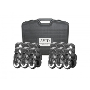 AVID Headphone: Model # 12CPSM25, 12 Pieces