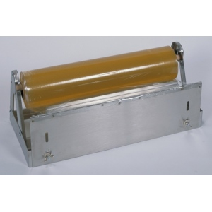Bulman Food Wrap Film Dispenser: Stainless Steel, 18""