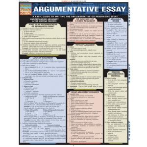barcharts argumentative essay quick study guide learning charts barcharts argumentative essay quick study guide