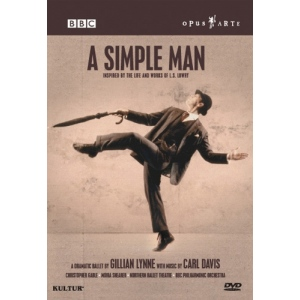 A Simple Man - Davis/Northern Ballet DVD
