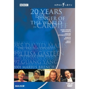 20 Years BBC Singer of The World In Cardiff DVD