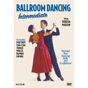 Ballroom Dancing Intermediate with Teresa Mason DVD