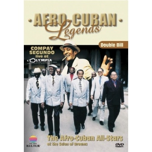 Afro-Cuban Legends DVD