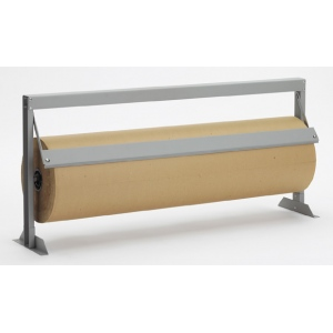 Bulman Jumbo Paper Cutter with Serrated Blade: 36""