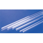 "Flint Glass Tubing: 8 mm OD X 48"" Length, Pack of 5 lb"