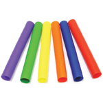 Yellowtails Plastic Batoons: Set of 6