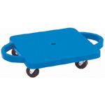 Plastic Scooter Assorted - Blue