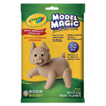 Crayola Model Magic 4 Oz Naturals Bisque Modeling Compound