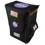 Aeromax Astronaut Back Pack: Black