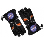 Aeromax Astronaut Gloves: Black, Medium