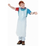 Childrens Disposable Aprons 100pk