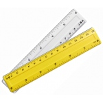 6in Plastic Ruler