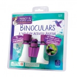 Nancy B Science Club Binoculars & Wildlife Activity Journal