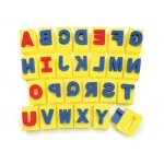 Paint Handle Sponges Capital Letters 26 Designs