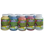 16oz 9/set Hand Paint Washable By Captain Creative