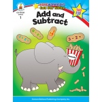 Add & Subtract Home Workbook Gr 1