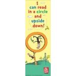 Dr Seuss I Can Read In A Circle And Upside Down Bookmarks