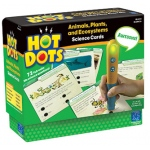Hot Dots Science Set Animals Plants And Ecosystems