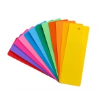 Bookmarks 2 X 6 Asstd Colors 100