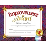 Certificates Improvement 30/pk Award 8.5 X 11 Inkjet Laser